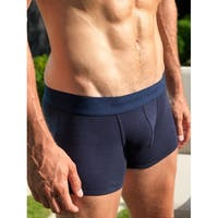 Boxer long pure navy