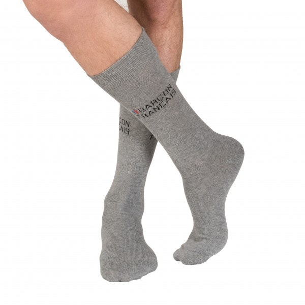 Pack six chaussettes n°1