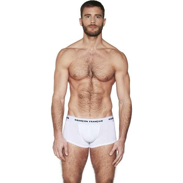 Boxer blanc Indispensable