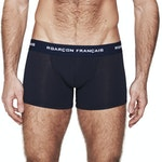 Boxer long bleu marine Indispensable