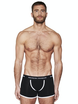 Boxer long noir