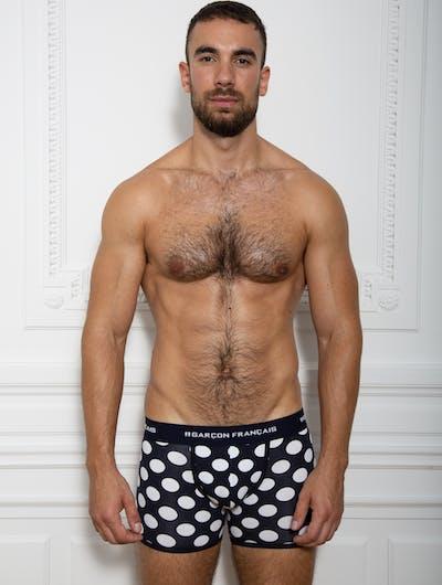 Long dots boxer