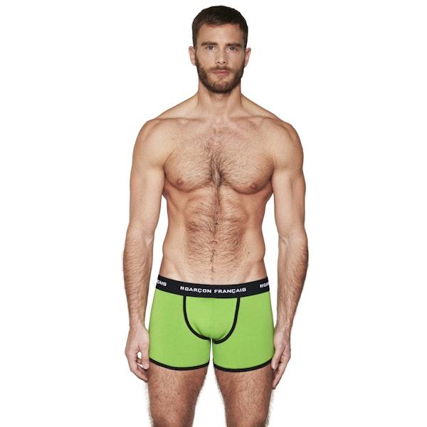 Boxer long vert