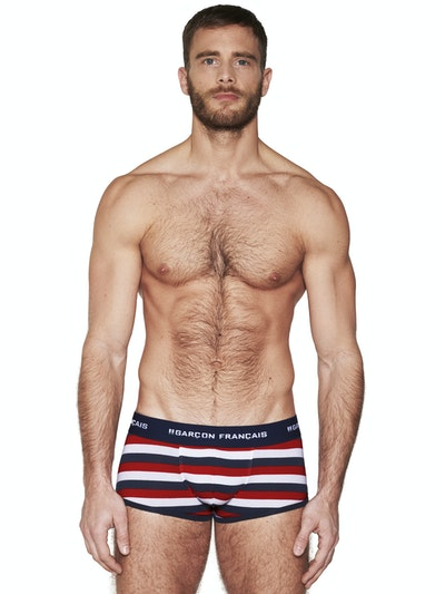 Patriot Striped trunk