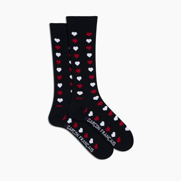 Lovely Heart Socks