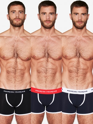 3 long boxers - Pack