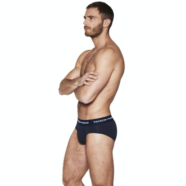 Navy Blue brief Essential